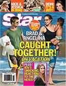 Brad and Angelina - nice