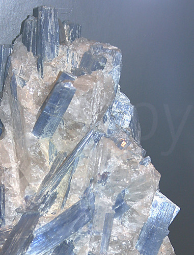 kyanite | by kevinzim