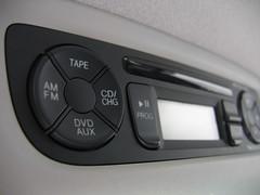 a DVD player