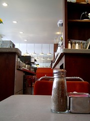 inside Sullivan Diner