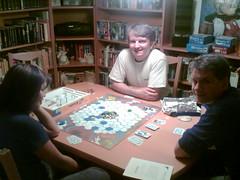 Kim, I & Bas play Alaska