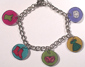 clothesline bracelet