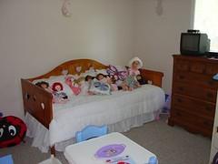 Savannahs bed 1