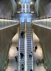 [Foto: Amagerbro metrostation]