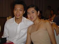 First Met: Raffles Hall, August 2002