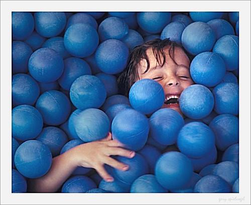 Joy in Blue | by gaspi *yg