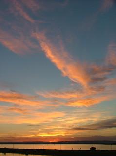 Bunbury sunrise 10 May 2005