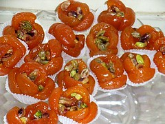Apricot Nests