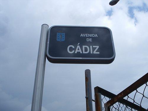 Avenida de Cadiz