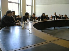 Video on demand round table at EBG
