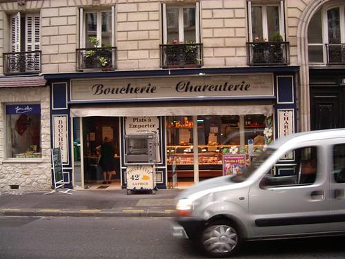 Parisian Podwalk