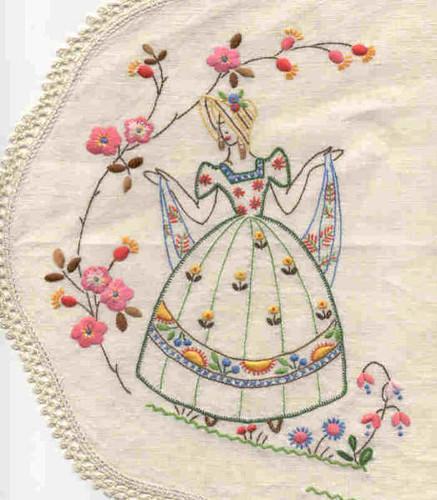 Crinoline Lady 1