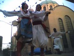 Ukrainian festival...