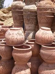 Cooling Pots