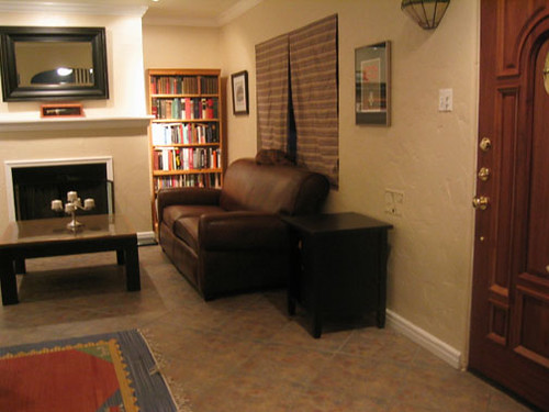 after front room