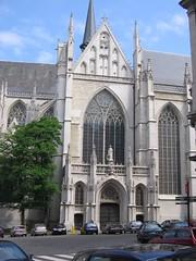 Eglwys Gadeiriol Sint-Michiels-en-Goedele, Brwsel
