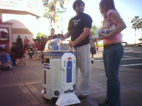 Star Wars Showing