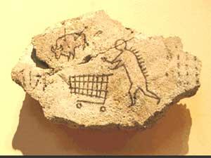falso arte antiguo