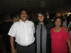 Mom, Dad and Dr Jeni