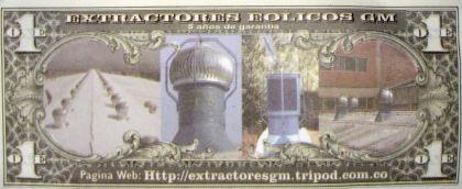 El extractor eólico como prócer de la patria