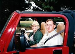 gmom and john