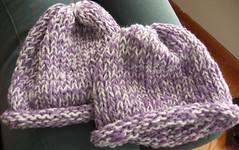 Dulaan Hats #9 and #10
