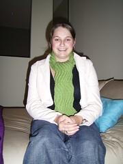 Aleisha wavy scarf
