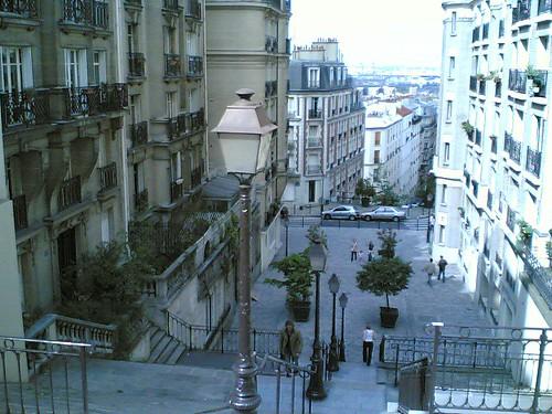 Back of Montmartre