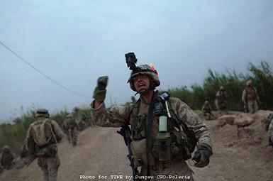 2nd Lt Ilario Pantano, USMC