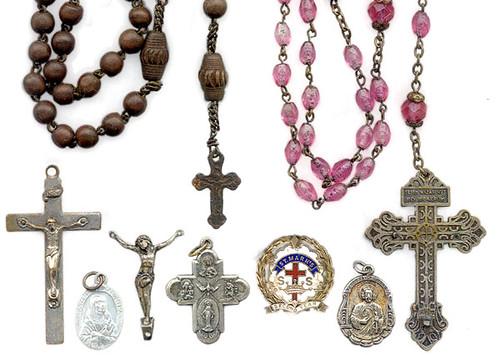 Retired-rosaries