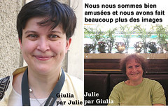 Giulia et Julie