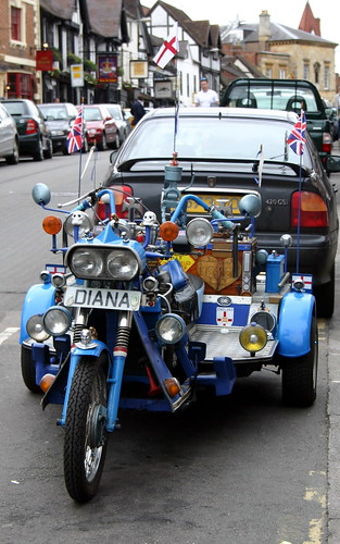 Funky Motorbike