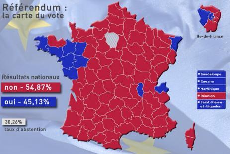 French Referendum on European Constitution