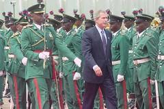 Bush military
