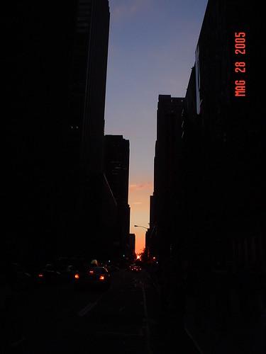 NY - Sunset