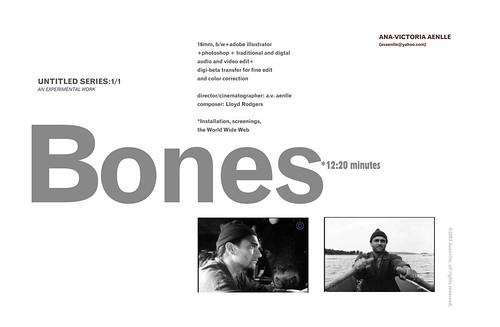 Bones Poster-500mg