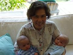 Amah's Little Men
