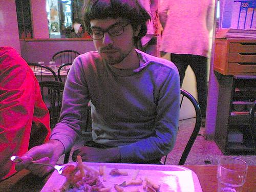 hendrike and his kebabs