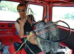 Alex in truck - 101