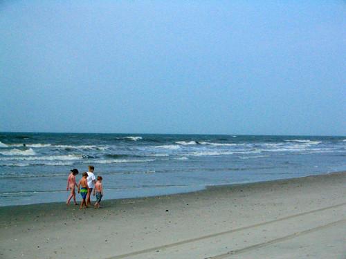 beach water kids four holdenbeach