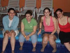 Me, Jordy, Karen, Ayelit