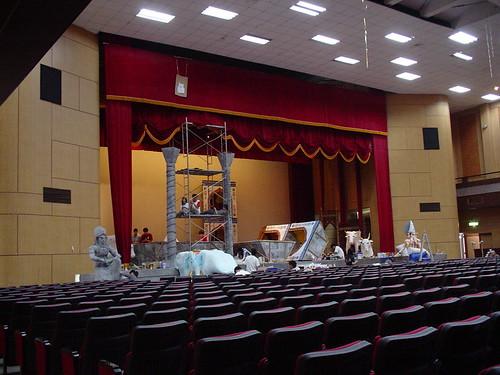2005畢典前的中興堂