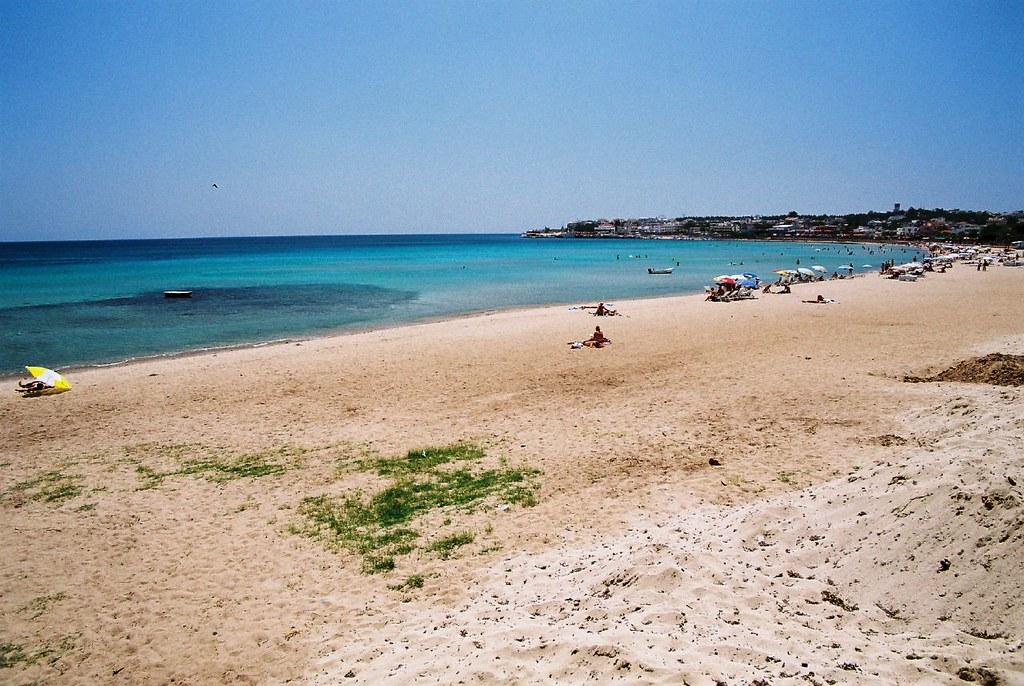 the Altınkum Beach: things to do in Didim