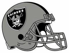 Raiders logo concept