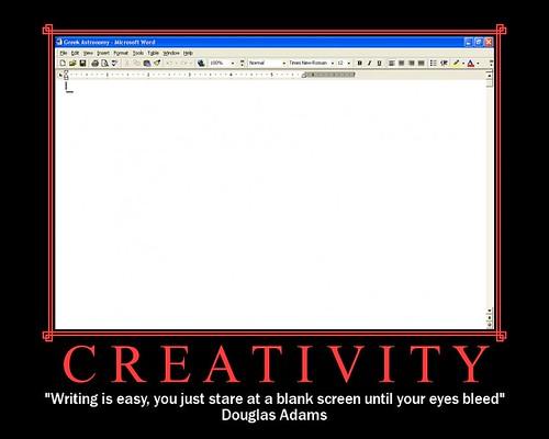 Creativity | by Alun Salt