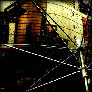 requiem for an umbrella | by Séverine C. aka sey 9