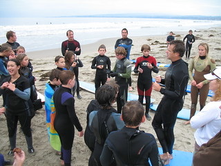 Scotts Valley Middle School surf team practice | by Richard Masoner / Cyclelicious