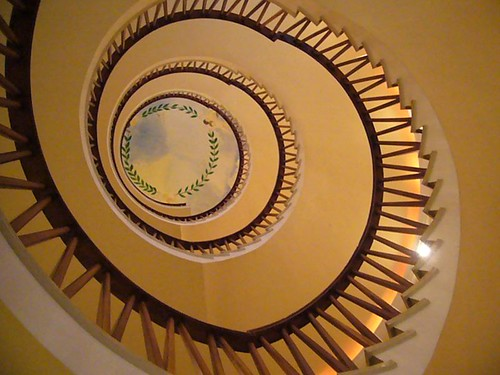 circular stair | by fui
