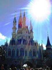 Cinderella Castle, Magic Kingdom, Disney World | by dsjeffries