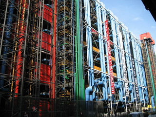 pompidou side | by brendangates